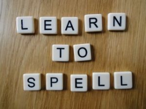 how can I learn English spelling