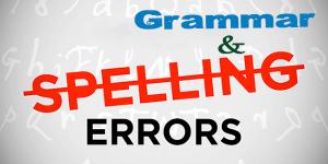 grammar spelling check