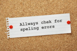 check spelling in word
