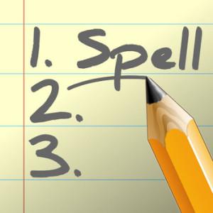 spell check my essay