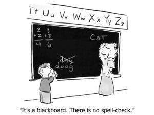 spell check website