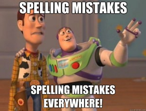 english orthography corrector